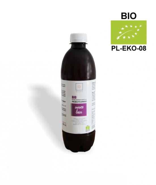 EKO Probiotyk z owoców leśnych 500ml - SUNVIO PROBIOTYKI